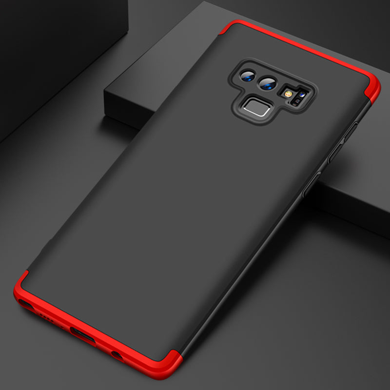 best website 6cc79 5e169 GKK 360 Full Protection Hard Matte Case For Galaxy Note 9