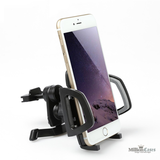 Car Bracket 360 Degree Rotating Phone Holder for IPhone/Samsung 3.5-5.5'' GPS Air Vent Mount for Xiaomi 5-10cm