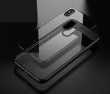 Full Protective Shell Back Cover for iPhone X