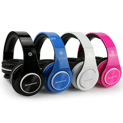 Ultimate BroadCore iPhone Lightweight Compact Bluetooth Headphones