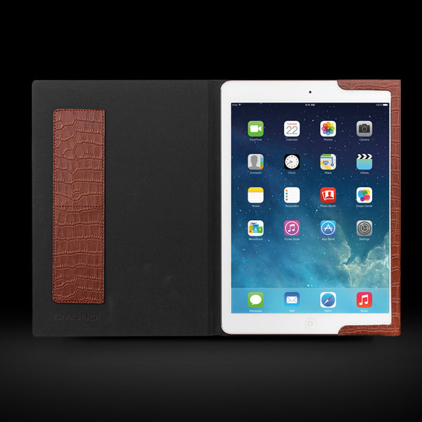 Apple iPad Air, iPad 5 Smart Ultra Slim Designer Tablet Leather Case Cover