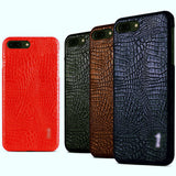 iPhone 7 Plus Crocodile PU Leather Case