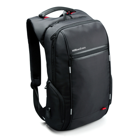 Anti-Theft Multi-functional External USB Charger Travel Backpack