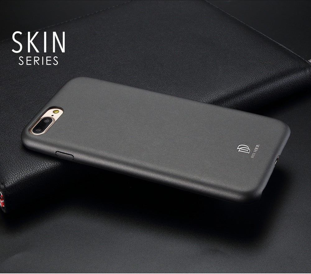 new products 52d70 81f60 Apple iPhone 7, 7 Plus Luxury Ultra Thin Leather Case