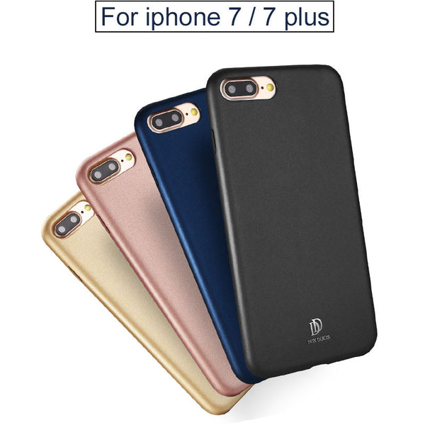 Apple iPhone 7, 7 Plus Case Luxury Ultra Thin Soft PU Leather