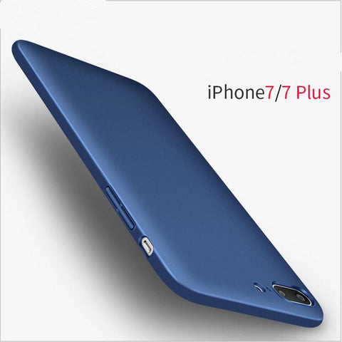 New Luxury iPhone 7,7 Plus Ultra-thin Hard Plastic Case Cover