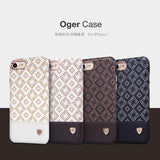 iPhone 7 Nillkin Oger Vintage PU Leather Back Cover Case