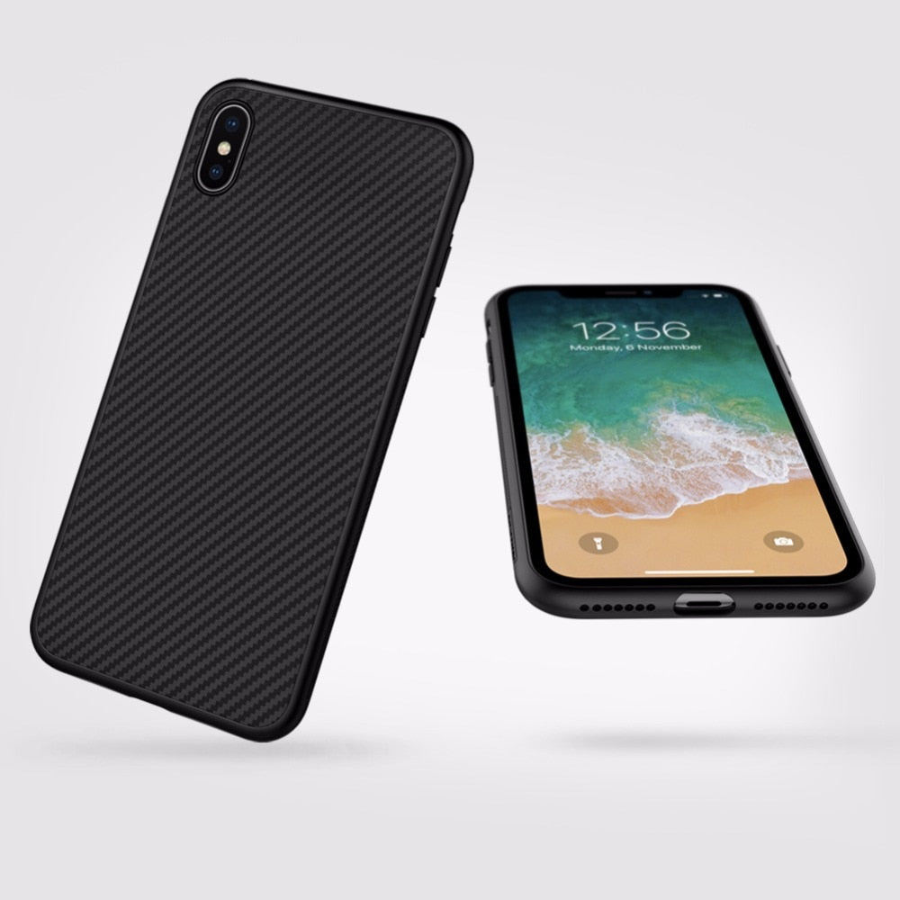 Ultra Thin  Carbon Fiber for iPhone XS Max