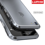 iPhone 7, 7 Plus Luxury Aluminium Bumper Metal Case with Advanced Alloy Frame