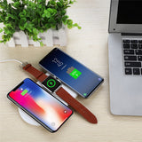 All In One Wireless Charging Mat for iPhone - 5 Day Free Shipping