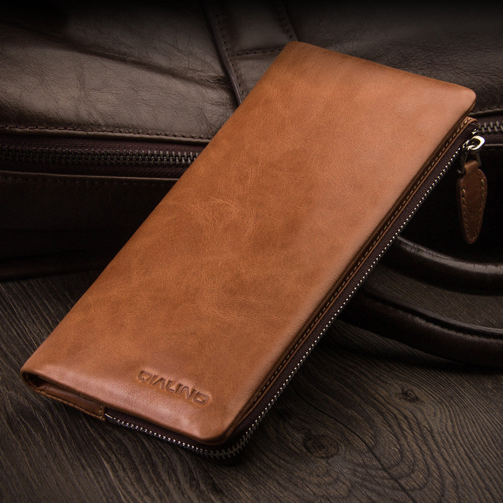 leather iphone case luxury handmade genuine leather wallet holster for 2594