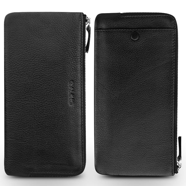 Handmade Genuine Leather Cover Wallet Case for iPhone 7 & iPhone 7 Plus