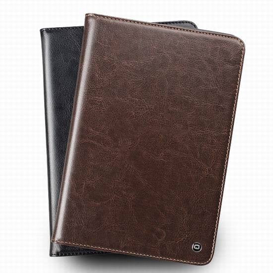 Copy of Apple iPad 2, 3, 4 (9.7 inch) Genuine Leather Magnetic Smart Cover with Back Stand Case
