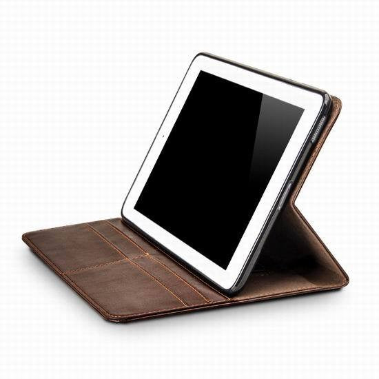 Luxury Magnetic Leather Smart Flip stand Case Cover For Apple iPad 2,3,4