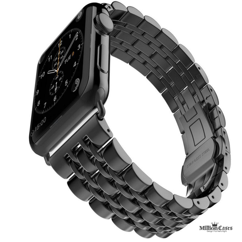 Stainless Steel Watch Strap For Apple Watch
