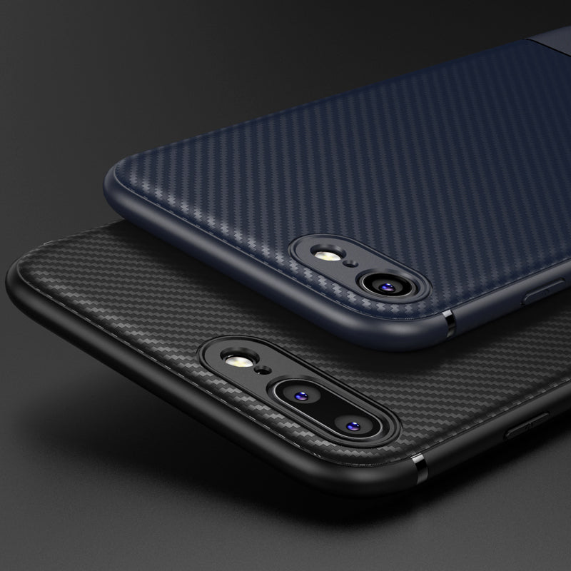 reputable site 36441 7f6d0 Carbon Fiber Case for Apple iPhone 8 / 8 Plus & iPhone X