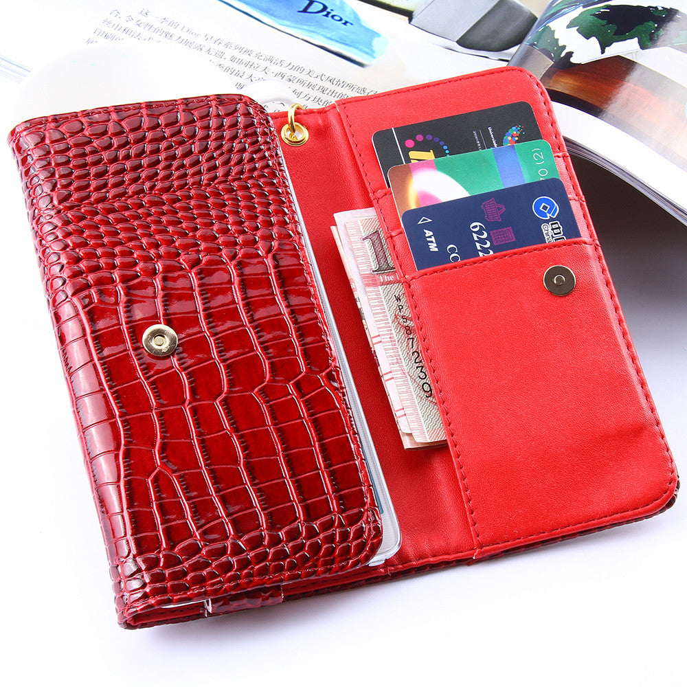 iphone 6s/7 leather wallet case