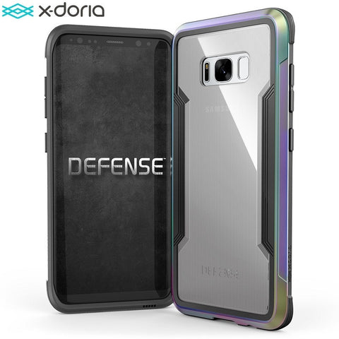 Galaxy S8, S8 Plus Defense Clear Case