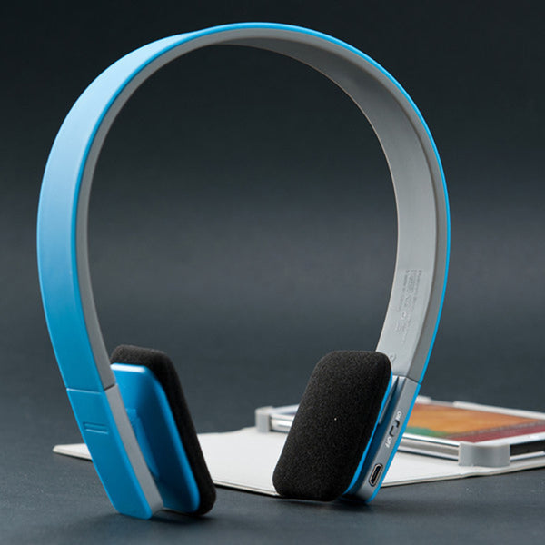 Noise Reduction Wireless Bluetooth Stereo Headphones for iPhones