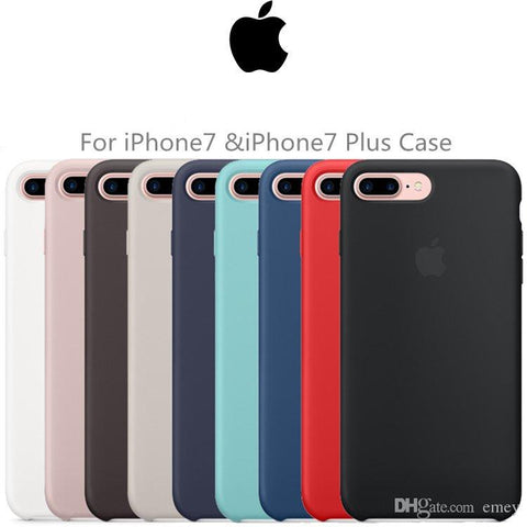 iPhone 7, 7 Plus New Luxury Ultra-thin TPU Silicone Original Case