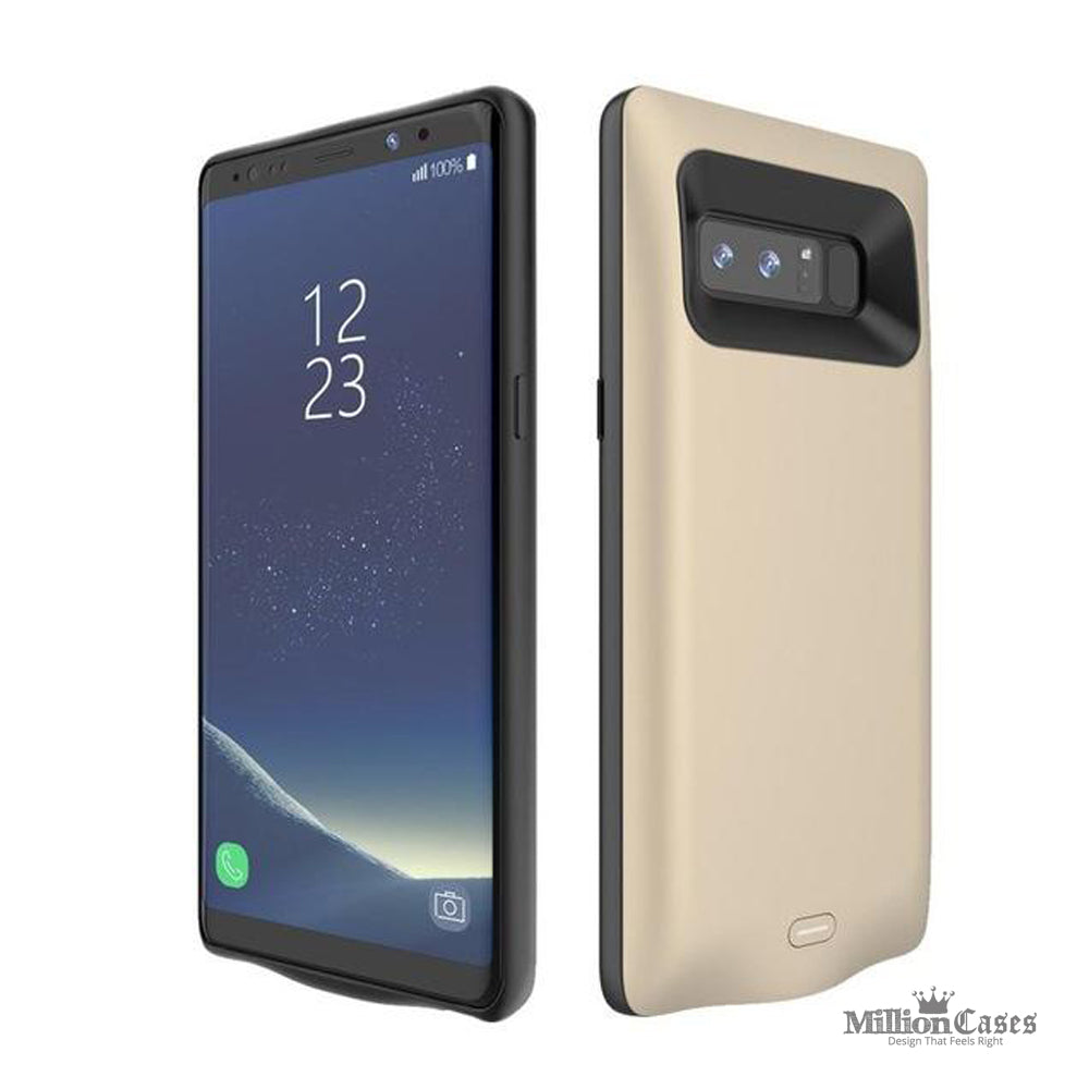 Samsung Galaxy Note 8 External Battery Charger Case