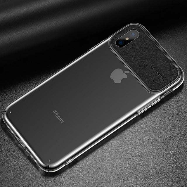 BASEUS PC Hard Material Case for iPhone XS