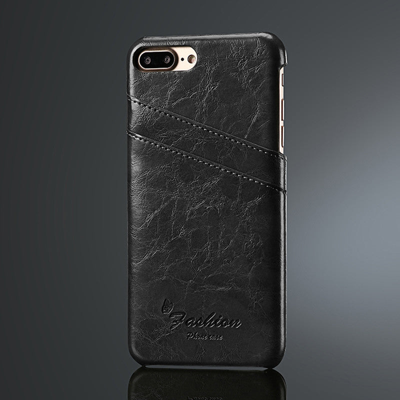 Luxury Leather Case for iPhone 7 / 7 Plus