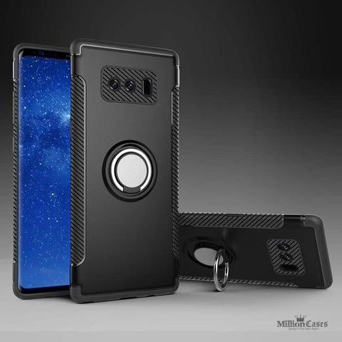 Bracket Anti Crash Shell Back Cover for Samsung Galaxy Note 8