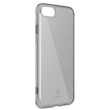 iPhone 7/ 7 Plus Crystal Clear Transparent TPU Back Case