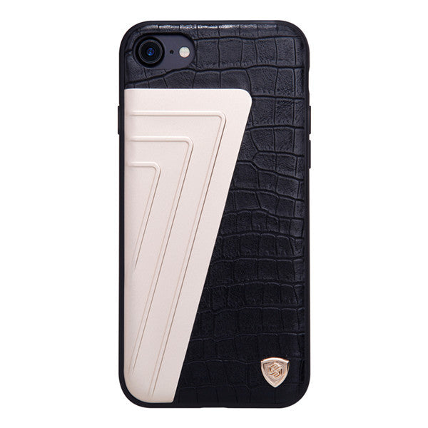 Apple iPhone 7 Case Original Nillkin Hybrid Back Cover Leather Case