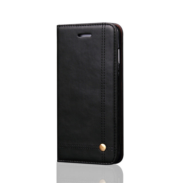 Luxury Leather Cover For Sansung Galaxy Note 9