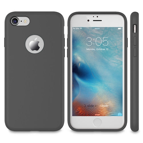 iPhone 7, 7 Plus Anti Shock Protection Silicone Case