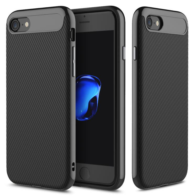 Original iPhone 7, 7 Plus Hybrid Armor Protector Shell Back Cover