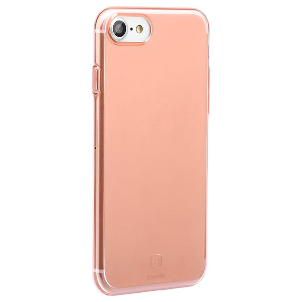 iPhone 7, 7 Plus Protector Simple Series Ultra Slim Soft Clear TPU Shell Cover Cases