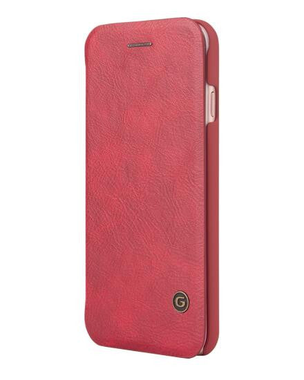 Luxury Original PU Leather Flip Case Cover for iPhone 7 & 7 Plus