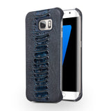 New Samsung Galaxy S7 & S7 Edge Special Ostrich Leg Texture Case