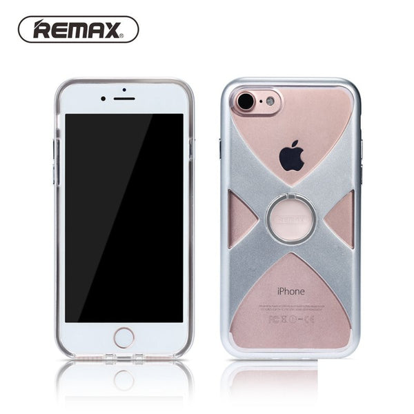 Luxury Apple iPhone 7 TPU Ring Holder Back Protective Case