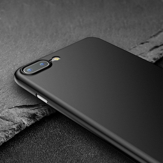 sports shoes d193c 2e99b iPhone 7, 7 Plus Cover Case Ultra Thin Slim Matte Protective Shell Back  Cover