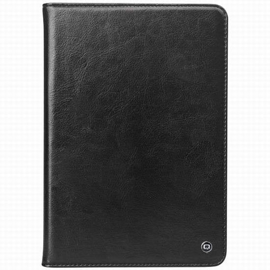 Apple iPad 2, 3, 4 (9.7 inch) Genuine Leather Magnetic Smart Cover with Back Stand Case