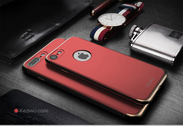 Apple iPhone 7, 7 Plus Luxury Ultra Thin Protective Back Cover Case