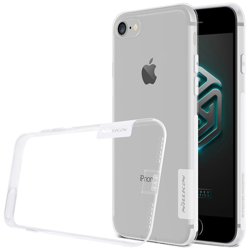 iPhone 7/7 Plus Nillkin Nature Series Transparent Clear Soft TPU Case