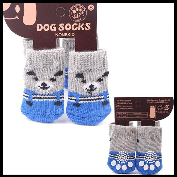 Animal Fun Dog Socks