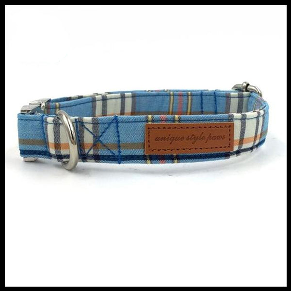 Abbott Collar, Bow Tie & Lead Set