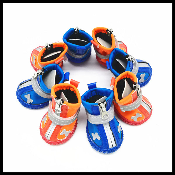 Colourful Dog Shoes