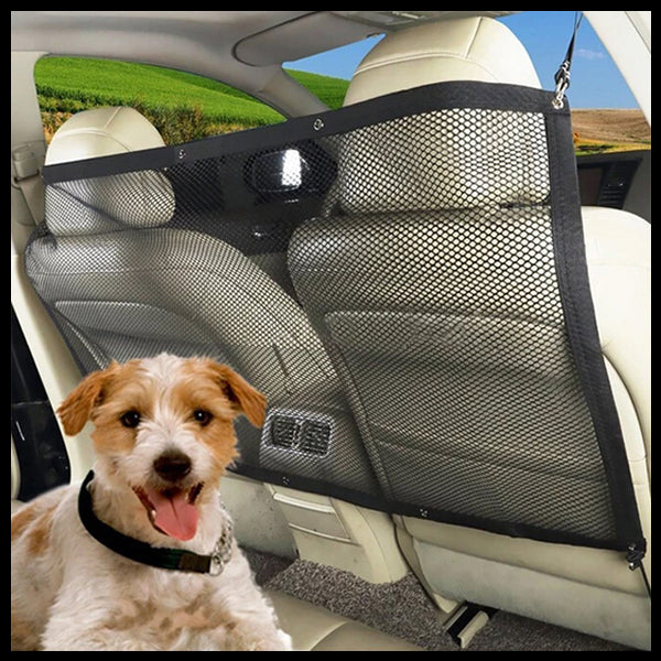 Car Back Seat Guard