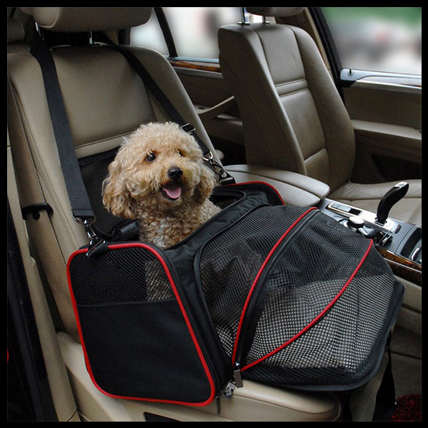Expandable Pet Carrier
