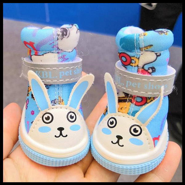 Cute Rabbit Boots