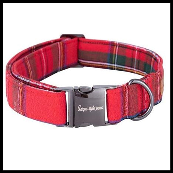Stewart Collar, Bow Tie & Lead Set