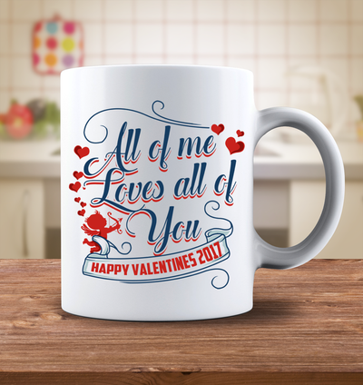 Happy Valentines 2017 Mug