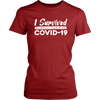 I Survived Lockdown With Kids Women's Shirt